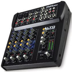 Alto Mixer Live Zmx862 acclaim sound and lighting canada
