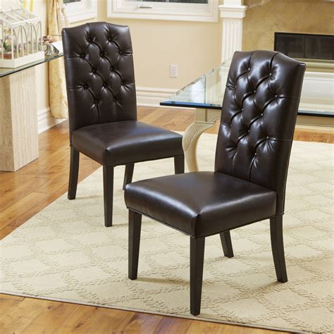 Tufted Dining Room Chairs so soft so nice gorgeous tufted dining room chairs