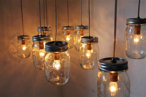 mason jar pendant light diy glass jar pendant lighting mason jar lightglass pendant