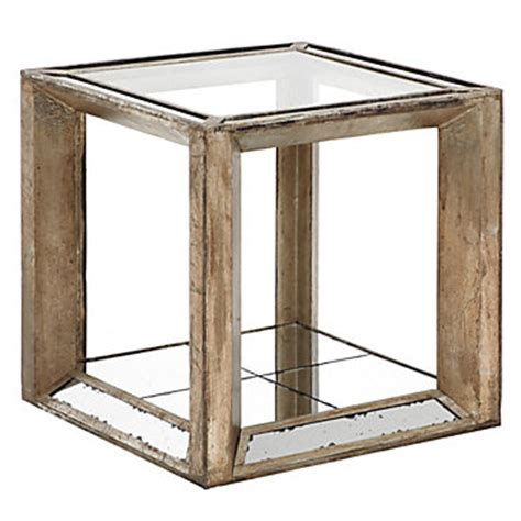 Pascual End Table End Tables Occasional Tables