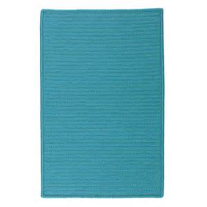 Turquoise Area Rug Colonial Mills H049r Simply Home Solid Area Rug Turquoise Atg Stores