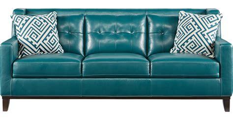 green leather sofa 899 99 reina green leather sofa contemporary