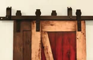 Bypass Barn Door Hardware Bypass Barn Door Hardware System
