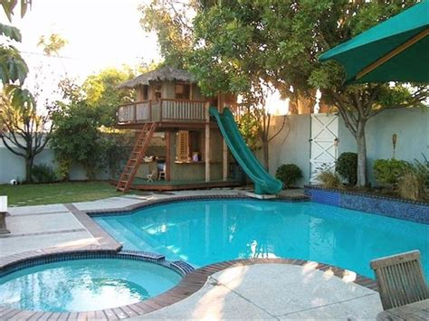 Backyard Pool Hire For My Future Backyard House Vacation Rental In Santa