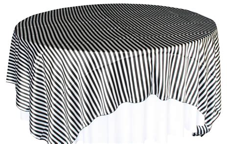 black and white table l interior black and white striped tablecloth ideas