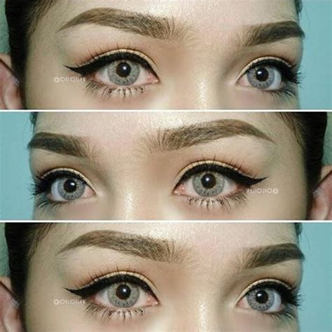 Softlens Grey By Pretty Doll twilight gray