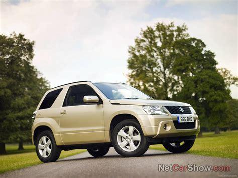 Suzuki Second Grand Vitara 3 Door 3rd Generation Grand Vitara