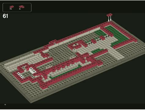 Lego Robie House by Lego Robie House 21010 Architecture