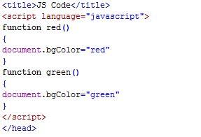 55 Tips Mempercantik Website Dengan Javascript cara merubah warna background dengan javascript kursus web design