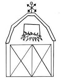barn coloring sheet animal s house coloring page crafts and worksheets for