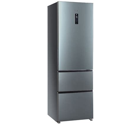 Freezer Haier buy haier a2fe635cfj fridge freezer silver free