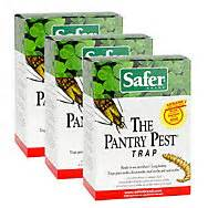 Safer The Pantry Pest Trap by The Pantry Pest 174 Trap 2 Traps Safer 174 Brand 05140