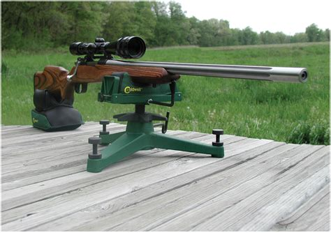 caldwell shooting bench caldwell shooting supplies quot the rock quot shooting rest