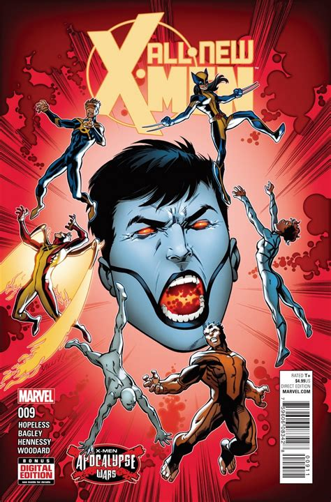 libro new x men volume 2 all new x men vol 2 9 marvel database fandom powered by wikia