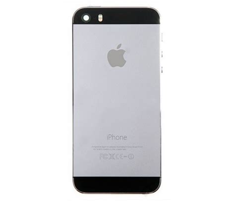 Iphone 5s Housing Replacement by Iphone 5s Back Housing Space Gray