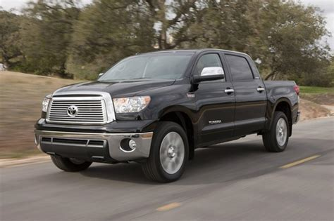 Toyota Tundra Accessories 2012 2012 Tundra Changes New Options 2012 Toyota Tundra