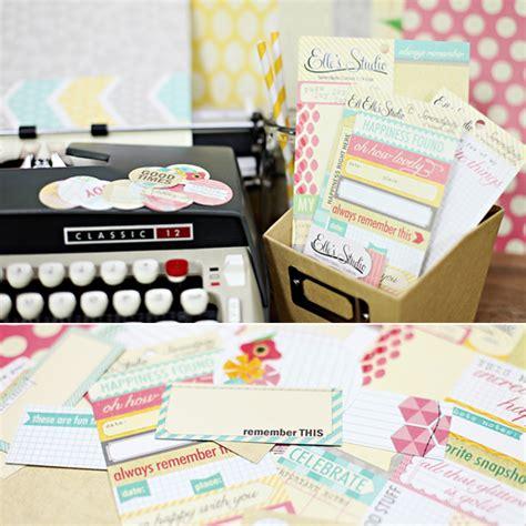 Elle Giveaways - ali edwards design inc blog sponsored giveaways elle s