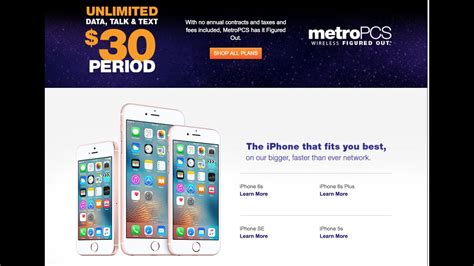 metro pcs iphone 5se 6s 6s 5s all you need to prices avalibility