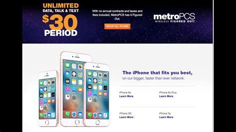 metro pcs iphone sesss