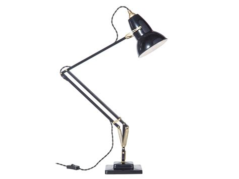 anglepoise 1227 desk l buy the anglepoise original 1227 brass desk l at nest co uk