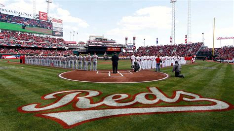 The Greatest American Opening Cincinnati Reds Single Tickets Go On Sale Saturday Fox Sports