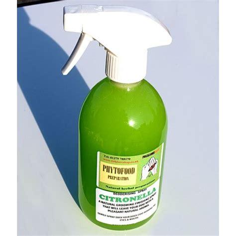 citronella dogs citronella grooming spray 500ml