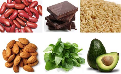 alimenti ricchi di magnesio quali sono alimenti ricchi di magnesio ecco quali sono e perch 233