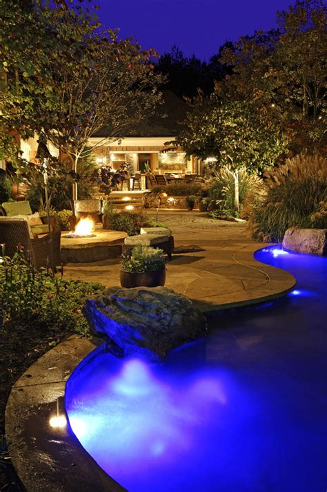 landscape lighting for northern virginia gardens surrounds landscape architecture