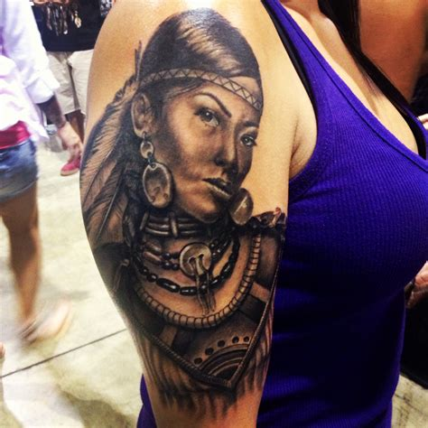 native flesh tattoo american human canvas