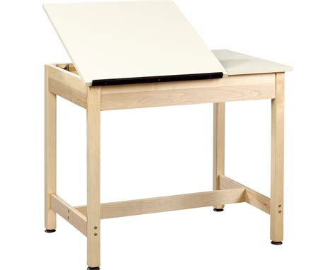 split top drafting table diversified woodcrafts split top and drafting table tiger supplies