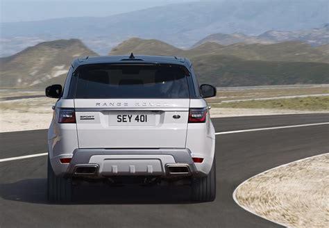 kereta range rover 2017 2018 range rover sport announced p400e hybrid confirmed