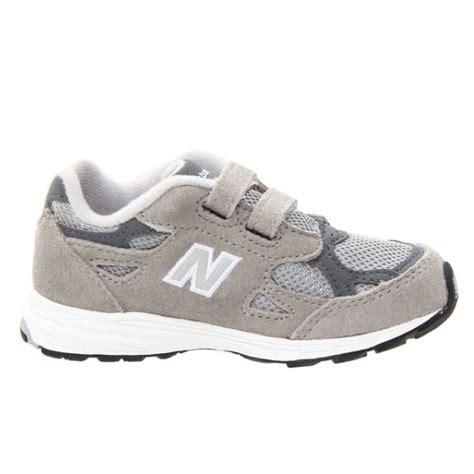 infant athletic shoes new balance kv990 hook and loop running shoe infant