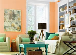 the wall color apricot 30 ideas and tips to combine