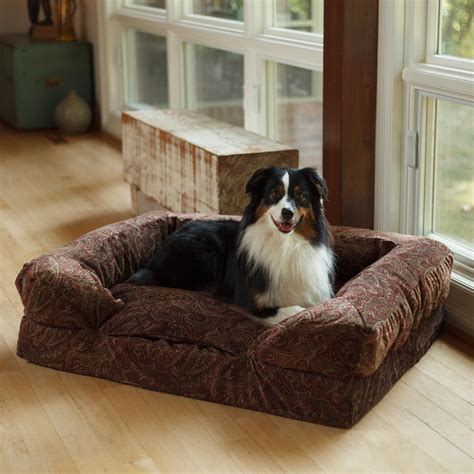 Snoozer Overstuffed Sofa Pet Bed Snoozer Overstuffed Sofa Pet Bed Snoozer Overstuffed Luxury Sofa Microsuede Fabric Thesofa