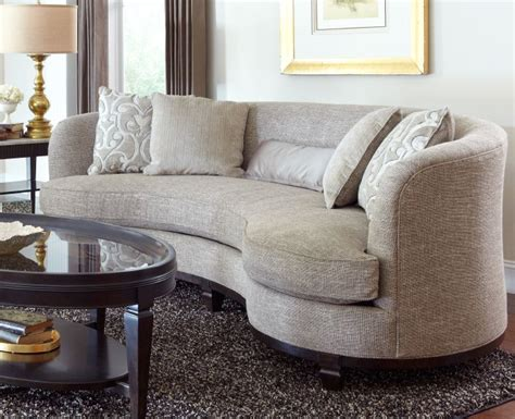 kidney shaped sofa with the blair sand sofa a gorgeous kidney shaped sofa that