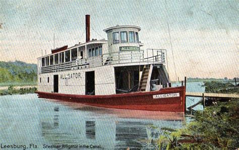 alligator boat alligator steamboat wikipedia