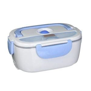 tayama electric lunch box in white light blue ehb 01 the