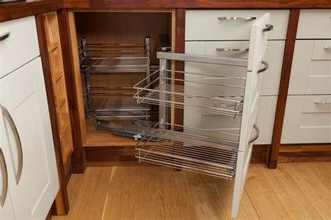kitchen cabinet storage solutions uk how to make the most of tiny solid wood kitchens solid