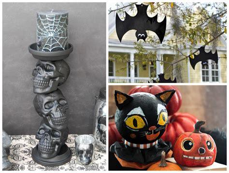 diy halloween home decor 10 super easy dollar store halloween diy decor ideas