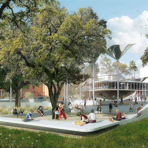 los angeles landscape architects oma s team wins fab park competition for downtown la