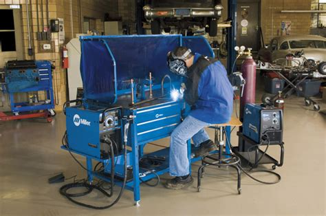 Welding Table Cls by Miller Arcstation