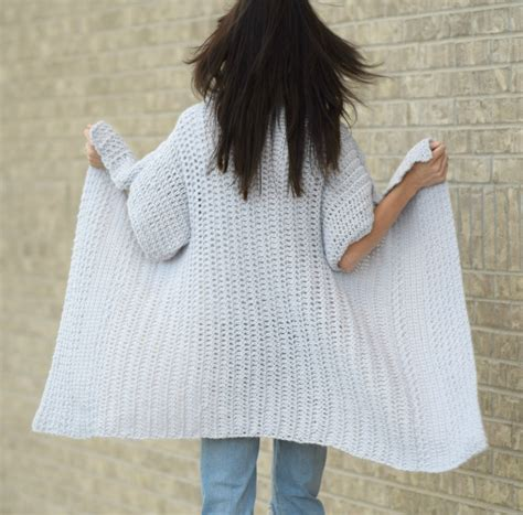 Kimono Cardigan Pattern Free | cascading kimono cardigan crochet pattern mama in a stitch