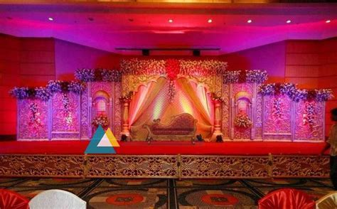 Reception Decorations   Wedding Decorators in Pondicherry