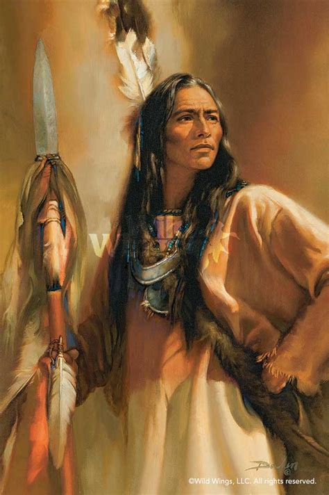 biography of indian artist redhawk native american portrait art print wall art wall