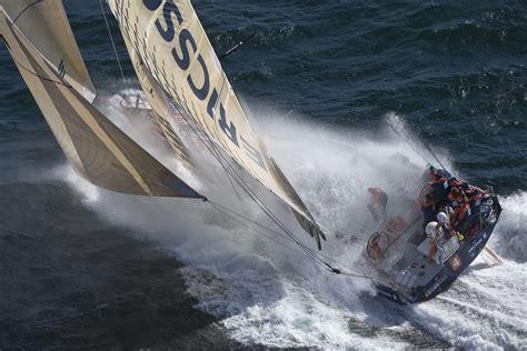 volvo ocean race ideas  pinterest sailing boat sailing  sailboats