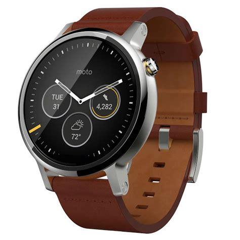 Motorola Moto 360 2ème Génération Cognac   Montre & Bracelets connectés Motorola sur LDLC