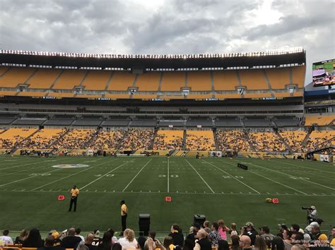 section 8 pgh pa heinz field section 113 rateyourseats com