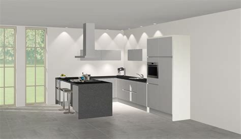 keuken u opstelling keuken beira steinhaus keuken kioen