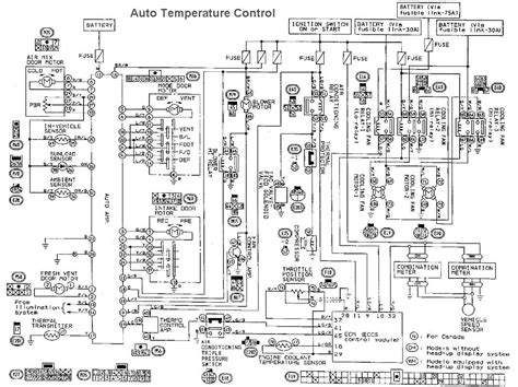 97 nissan maxima wiring diagram wiring diagrams