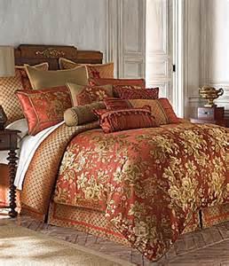 dillards bedding waterford mackenna bedding collection dillards blue